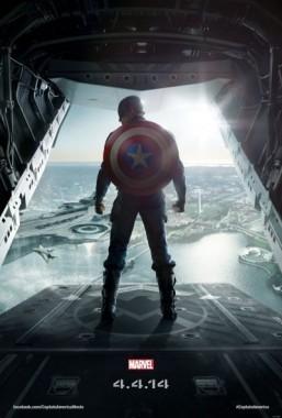 Trailer: Chris Evans returns as Captain America in 'The Winter Soldier'