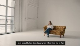 Dove asks what it means to be blind and beautiful