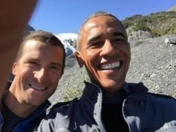 Follow President Barack Obama on Instagram as he takes selfies on Alaskan tour