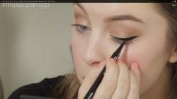 Beauty tutorials: holiday makeup