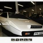 James Bond 'submarine Lotus' goes up for auction on eBay for $1 million