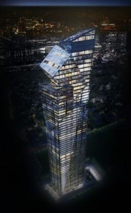 Giorgio Armani and Daniel Libeskind team up for Philippines skyscraper