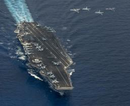 China island-building altering South China Sea status quo: US