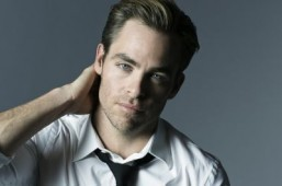 Chris Pine is the new face of Armani Code
