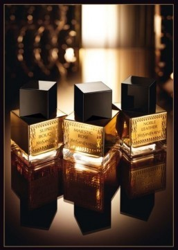 Yves Saint Laurent launches Orient-inspired fragrance trio