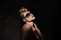 Fendi reveals new shades with rising star Kiesza