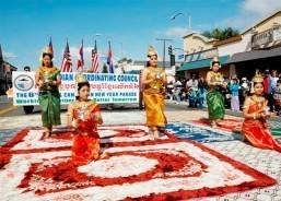 Cambodian New Year Celebration 2014