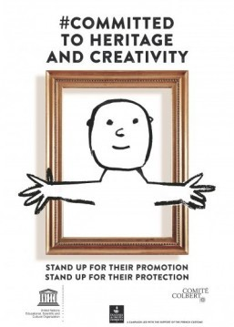 UNESCO and Comité Colbert rally the public to respect creativity