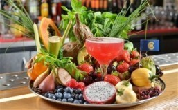 Glasgow mixologist creates cocktail with 71 ingredients for Commonwealth Games