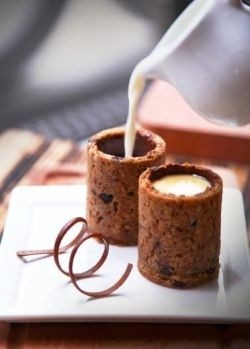 Ritz-Carlton hotel in Jakarta creates Cookie Shot knock-off