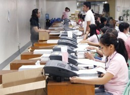 PHL Embassy tests vote counting machines