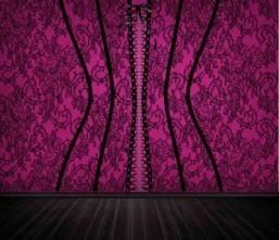 Not for wallflowers: lingerie designer Chantal Thomass turns to interiors