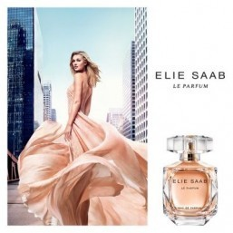 Who is Toni Garrn, the new face of Elie Saab Le Parfum?
