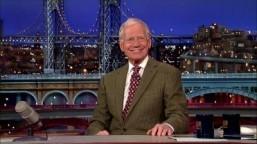 American TV legend David Letterman bids farewell