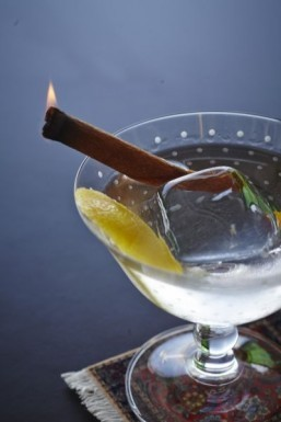 World's best bartender holiday cocktail recipe: The Magic Carpet