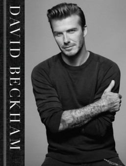 Beckham to conduct 'global digital book signing' event