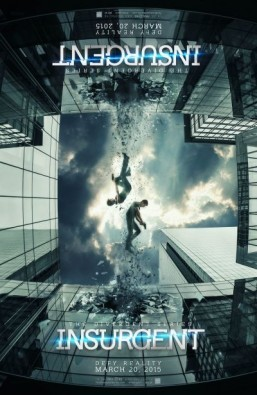 'Insurgent' top at box office, 'Gunman' fires a blank