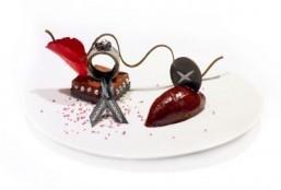 Paris restaurant offers dessert inspired by jeweler Mauboussin