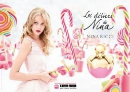 Nina Ricci's new fragrance is juicy sweet