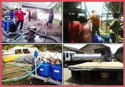 Drought-stricken Zamboanga get water supply from Red Cross