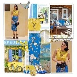Top trend: Yellow bags 8 photos