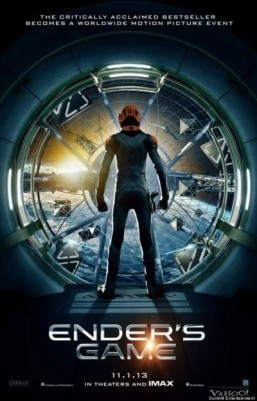 Watch the latest trailer for 'Ender's Game'