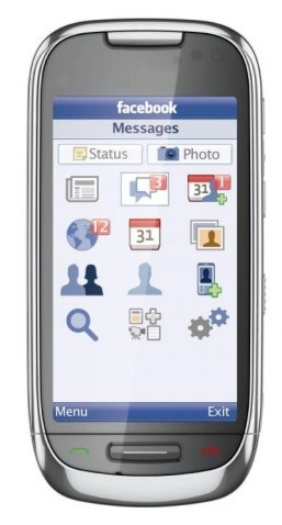 'Facebook For Every Phone' installed on over 100 million feature phones