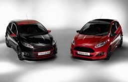 Two new Red and Black editions for the Ford Fiesta