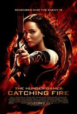 'Hunger Games: Catching Fire' sets worldwide box office ablaze