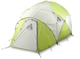 High-tech tents let you 'get away from it all' and still check email