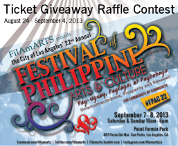 Five lucky winners will win Family 4 Pack tickets to FPAC 22