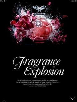 Harrods to hold perfume extravaganza