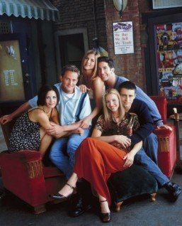 'The one with the free coffee' – Central Perk hits NY