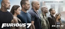 'Fast & Furious 7' becomes 'Furious 7' for April release