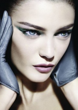 Natural elements inspire latest Giorgio Armani eyeshadows