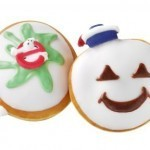 Stay Puft Marshmallow Man brought to life at Krispy Kreme