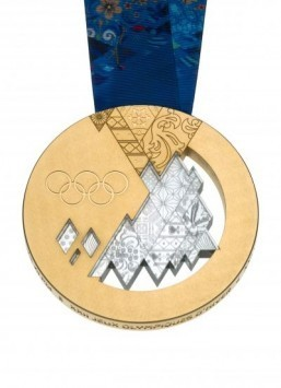 Sochi 2014 Olympic medals unveiled
