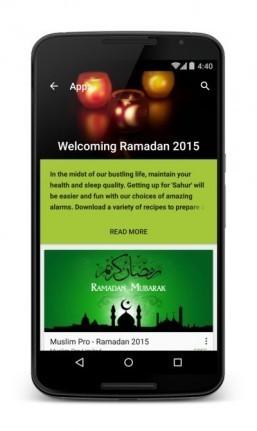Google launches digital Ramadan assistant