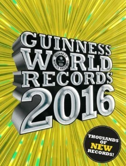 Guinness World Records fetes its 60th anniversary