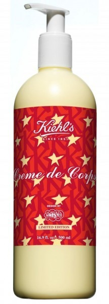 Eric Haze redesigns Kiehl's products for the holidays