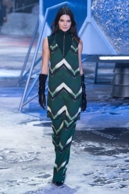 Utilitarian futurism is the key look for H&M's AW15 Studio collection