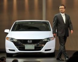 GM, Honda partner on fuel cell vehicle development