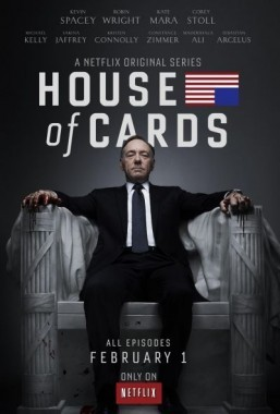 'House of Cards' makes TV history with Emmy nod