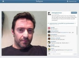 Hugh Jackman reveals treated for skin cancer