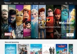 Disney launches cloud film service for mobile devices