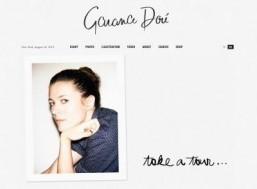 Blogger Garance Doré signs book deal