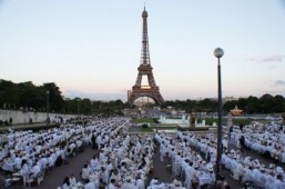 Paris to be transformed into white-themed outdoor picnic