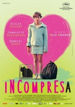 Asia Argento presents 'Incompresa' ahead of Cannes