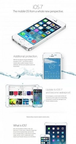 Don't fall for the waterproof iPhone spoof