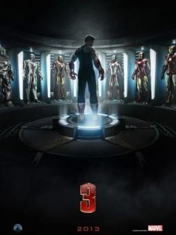 'Iron Man 3' and 'Gatsby' kill at US box office